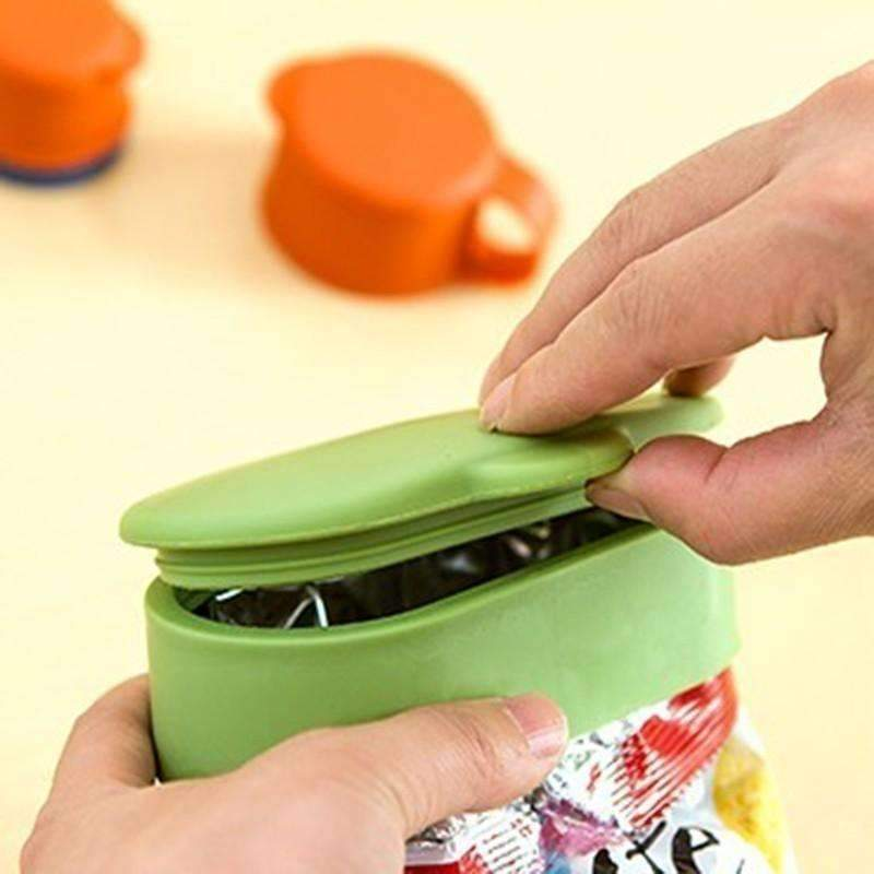 Snack Bag Seal To Keep Fresh And Moisture-Proof Three-Piece Set: Kitchen & Dining- Shop MIXXCI