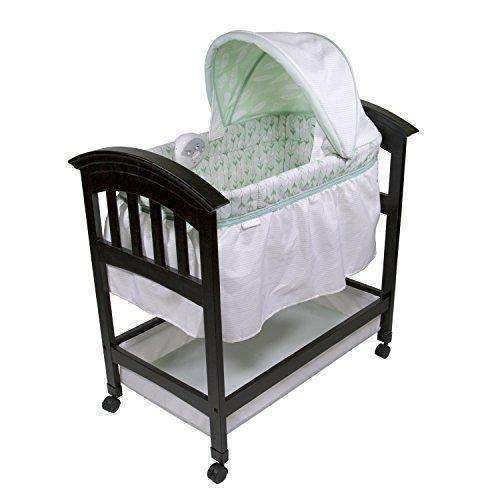 Summer Infant Classic Comfort Wood On Point Bassinet: Bassinet- Shop MIXXCI