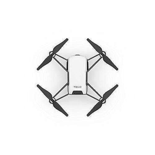 Tello Quadcopter Drone With Hd Camera And Vr,Powered By Dji Technology And Intel Processor,Coding Education,Diy Accessories,Throw And Fly: Hobbies- Shop MIXXCI