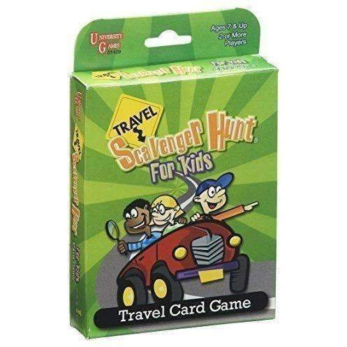Travel Scavenger Hunt Card Game: New- Shop MIXXCI