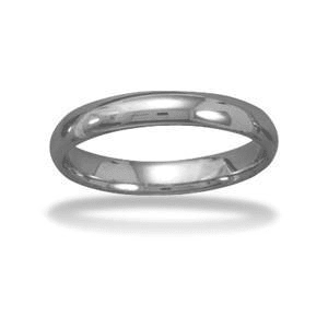 Tungsten Carbide 4Mm Ring, 10: Womens Rings- Shop MIXXCI