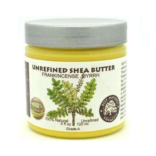 Unrefined Frankincense Myrrh Shea Butter Calms And: Body Moisturizers- Shop MIXXCI