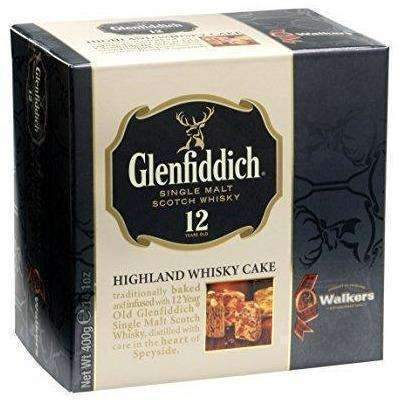 Walkers Shortbread Glenfiddich Highland Whisky Cake, 14.1-Ounce Box: New- Shop MIXXCI