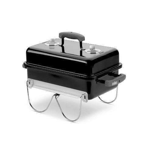 Weber 121020 Go-Anywhere Charcoal Grill: Outdoor Grills- Shop MIXXCI