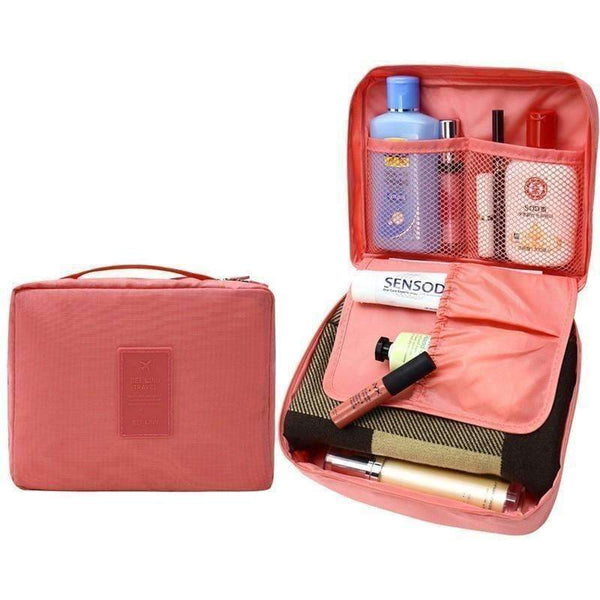 Women Cosmetic Storage Bags: Handbags & Luggage- Shop MIXXCI