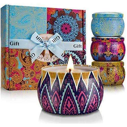 YINUO LIGHT Votive Candles Wedding Candles, Tea Lights Candles Holiday Home Decorations Unscented 4 Hours Burn - Set of 48: - Shop MIXXCI