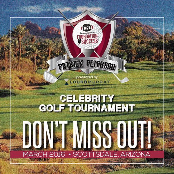 Patrick Peterson Celebrity Golf Tournament