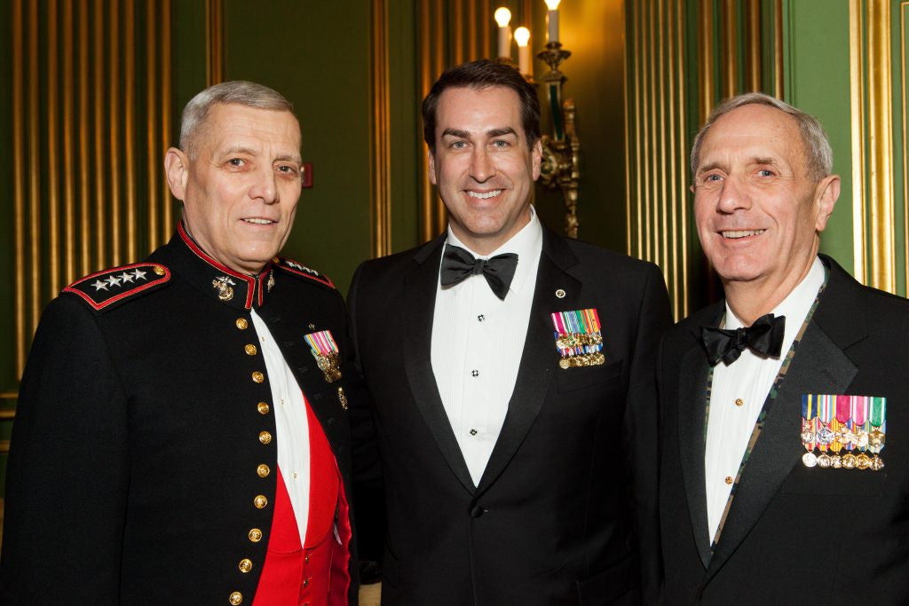 Veteran's Day Honor Feature: Rob Riggle
