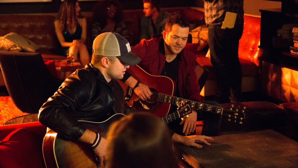 "Loaded With Talent | Nashville's newest duo, Walker McGuire, Premieres Music Video For Their Song ""Til Tomorrow"""