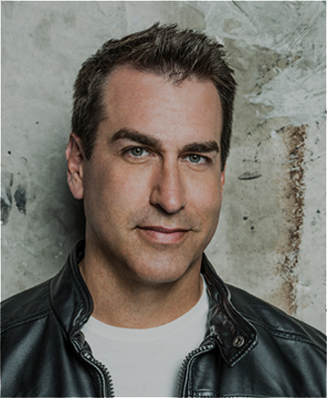 Rob Riggle Loaded Partner