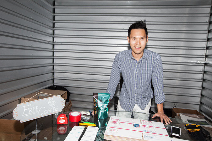 Isaac Wang│Creating a monthly subscription box for a good cause
