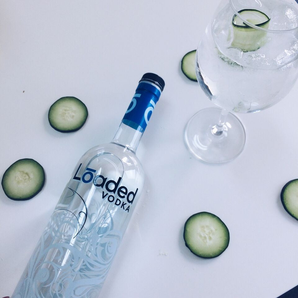 Loaded Vodka Water