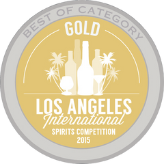 BEST OF CATEGORY: Los Angeles International Spirits Compeition