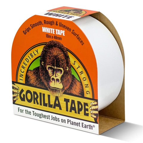 "GORILLA TAPE ""VIT"" (27m x 48mm)"