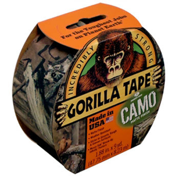 "GORILLA TAPE ""CAMO"" (8.2m x 48mm)"