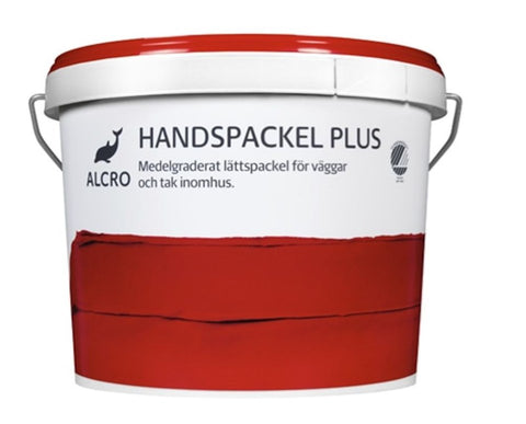 ALCRO HANDSPACKEL PLUS
