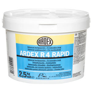Väggspackel ARDEX R 4 RAPID (2.5KG)
