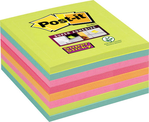 Post-it Super Sticky 8-pack