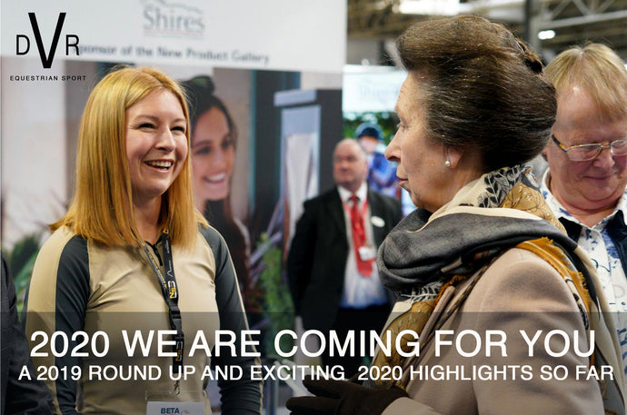 DVR meets HRH The Princess Royal and more exciting updates