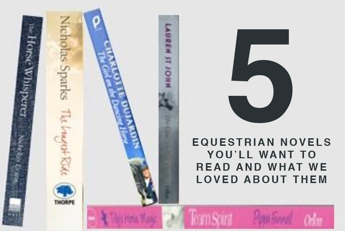 5 Equestrian Novels You'll Want To Read...