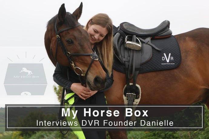 'My Horse Box' interviews DVR Founder Danielle
