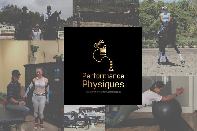 """What you don't see is the directional force loads that are translated through a riders hips and spine from the horse - it can be gruelling!""- Interview with the Founder of Performance Physiques"