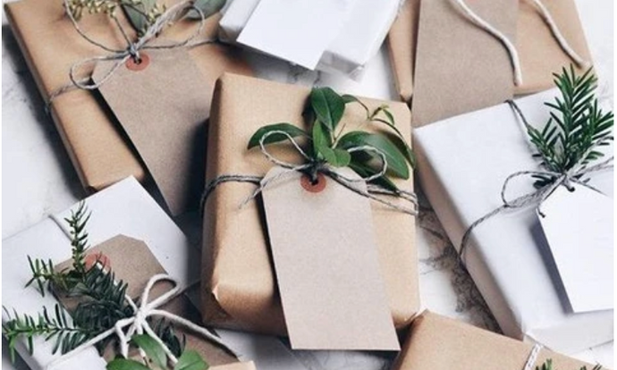 5 routes to eco-friendly wrapping this Christmas
