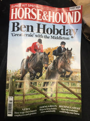 Horse and Hound DVR Equestrian Sport