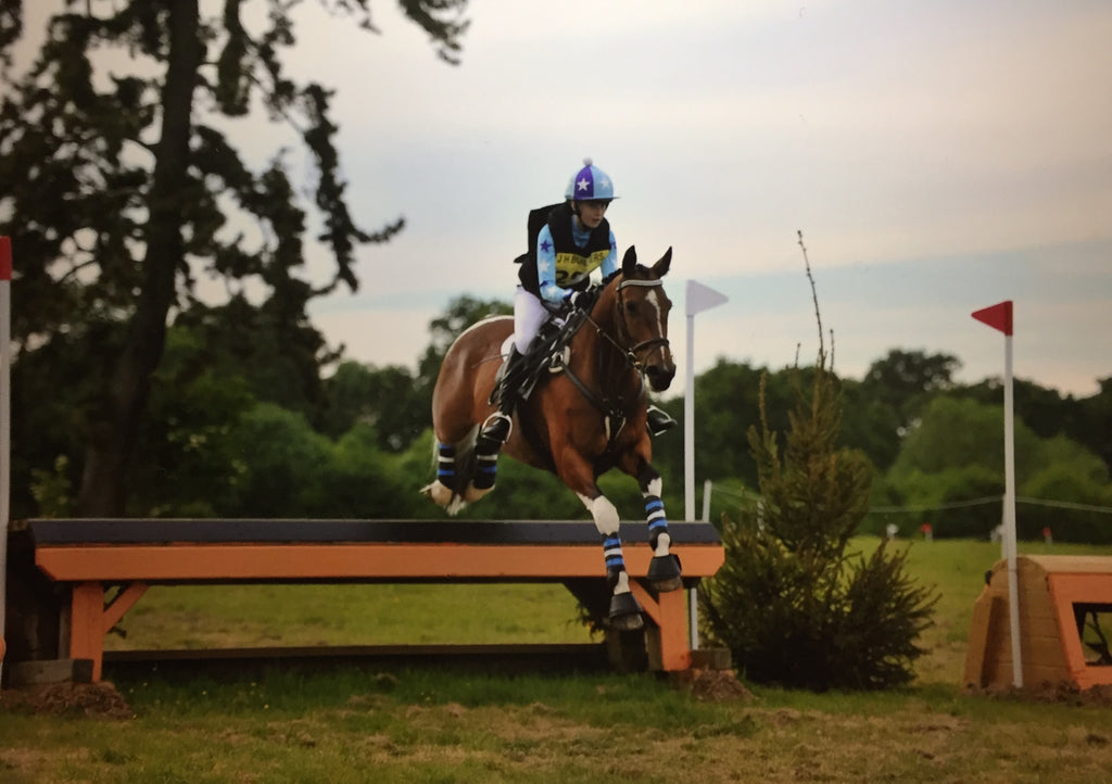 Confidence In Horse Jumping Dvr Equestrian