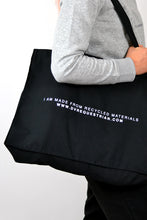 Sunday Slouchy Shopper Bag - Black