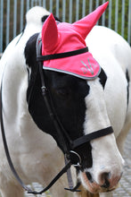 High visibility Stretch and Breathe Ear Bonnet - Raspberry Pink