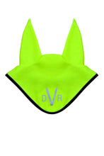 Breathable stretch ear bonnet