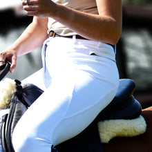 Penny Soft Breeches - Milton White