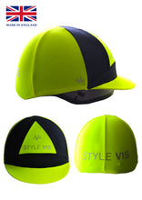 STYLE VIS Signature Triangle Hat Silk