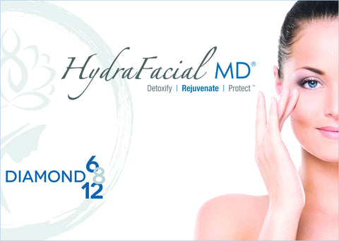 Hydrafacial Diamond Series