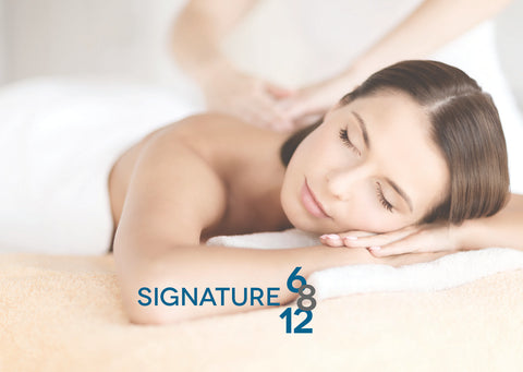 Signature Massage Series