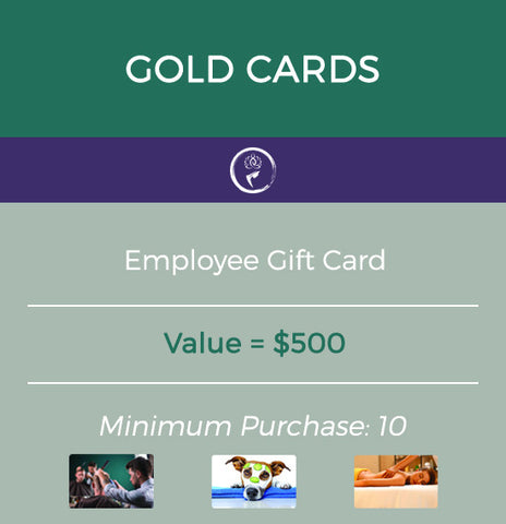 Gold Corporate Cards