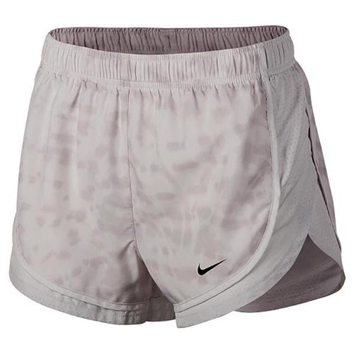 NIKE WOMEN TEMPO SHORT SURF PLATINUM TINT
