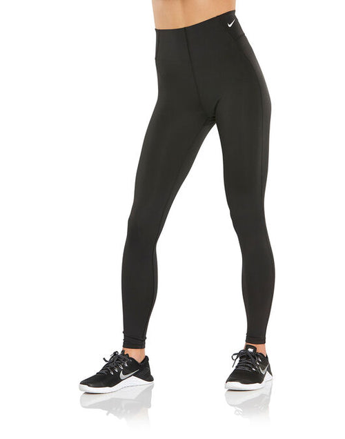 NIKE WMS TIGHT BLACK
