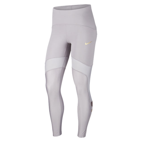 NIKE WOMEN SPEED 7 8 TIGHT GLAM GREY