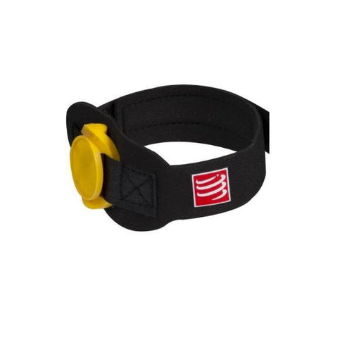 COMPRESSPORT TIMING CHIP STRAP BLK