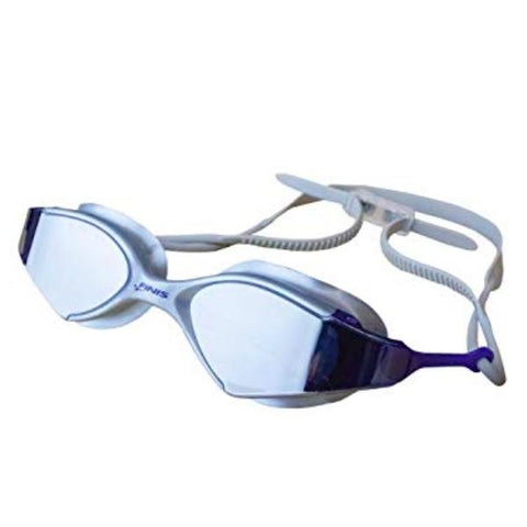 FINIS VOLTAGE HIGH VISIBILITY SILVER/ BLUE