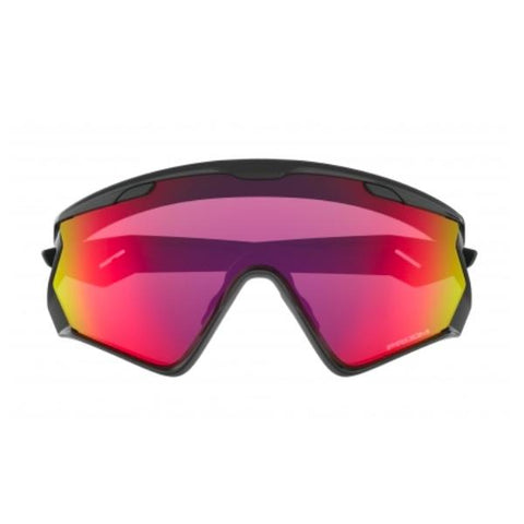 OAKLEY WIND JACKET POLISHED BLACK PRIZM ROAD