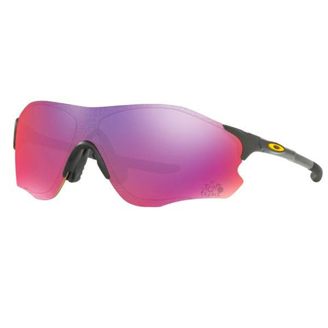 OAKLEY EVZERO PATH CARBON PRIZM ROAD TOUR DE FRANCE COLLECTION