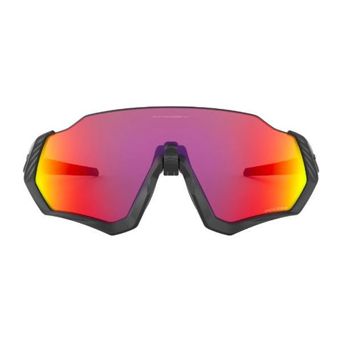 OAKLEY FLIGHT JACKET POLISHED BLACK PRIZM ROAD