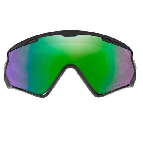OAKLEY WINDJACKET 2.0 MATTE BLACK PRIZM SNOW JADE