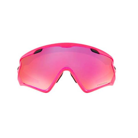 OAKLEY WINDJACKET 2.0 MATTE NEON PINK PRIZM TRAIL