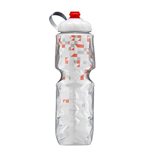 POLAR 24 OZ INSULATED ORANGE