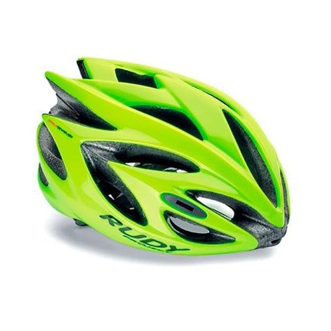 RUDY PROJECT CASCO RUSH AMARILLO FLUO  T.S