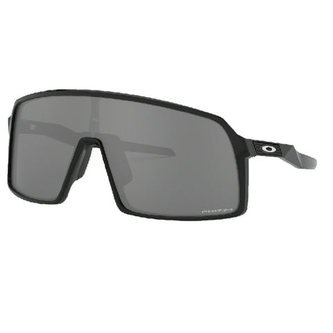 OAKLEY POLISHED BLACK PRIZM BLACK IRIDIUM